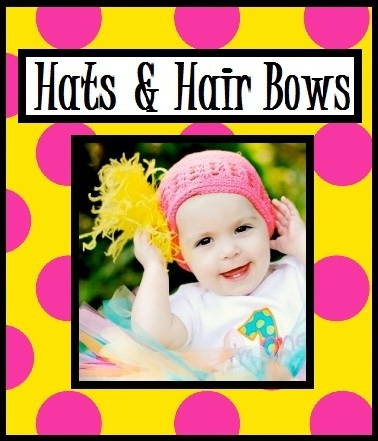 Hats and Hair Bows