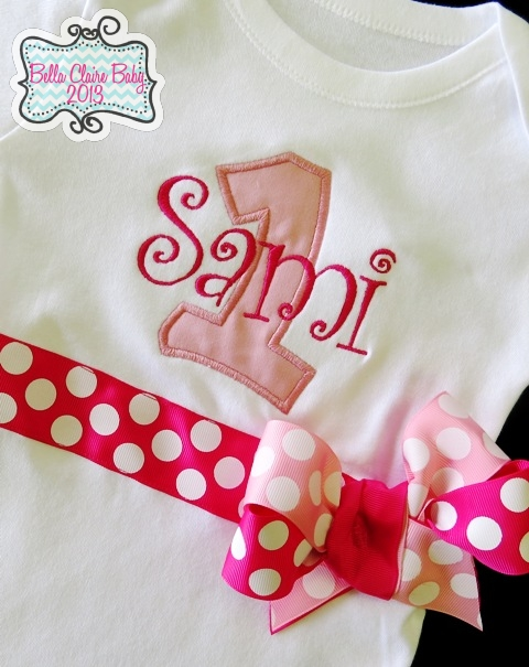 Simply Pink Initial Top