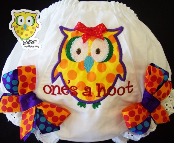 Rainbow HOOTs Bloomers